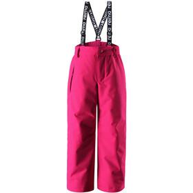 Reima Loikka Spodnie zimowe Dzieci, raspberry pink